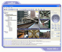 Luxriot Video Management System