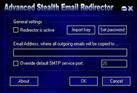 Advanced Stealth Email Redirector