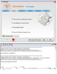 Keyboard Monitor Program