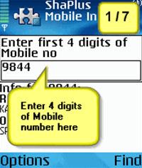 ShaPlus Mobile Info