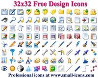 32x32 Free Design Icons screenshot medium