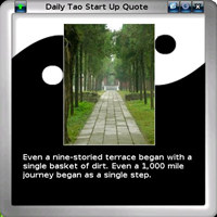 Daily Tao Quote