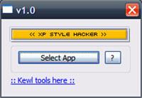 XP Style Hacker