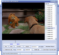 YASA DVD to 3GP Converter
