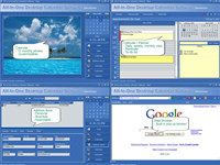 All-In-One Desktop Calendar Software