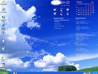 PlainSight Desktop Calendar