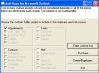 Anti-Dupe for Microsoft Outlook