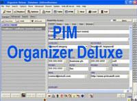 PIM Organizer Deluxe