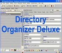 Directory Organizer Deluxe screenshot medium