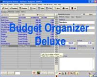 Budget Organizer Deluxe