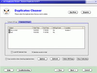 ACT! Duplicates Cleaner