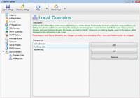 1st SMTP Server screenshot medium