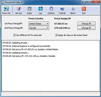 ProxyShell Hide IP screenshot medium