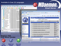 MDaemon FREE Mail Server for Windows screenshot medium