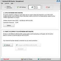 BenQ Notebook WiFi Router