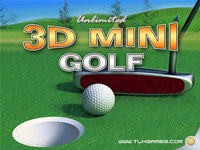 3D MiniGolf Unlimited