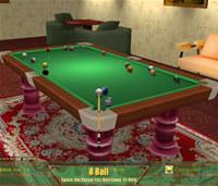 3D Pool Online
