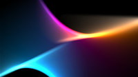Animated Wallpaper: Soft Shines 3D