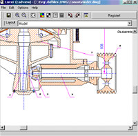 CAD View Plugin for Total Commander