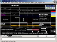 AutoCAD Excel - { Cadig AutoTable 3.x }