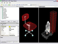 DWG DXF Sharp Viewer