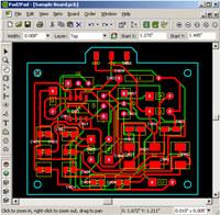 Pad2Pad Free PCB Layout CAD