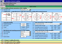 MITCalc Pinned couplings
