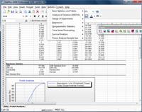 StatPlus 2009 Portable screenshot medium