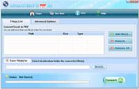 Advancd Excel to PDF