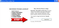 Phone number reverse search 1.0
