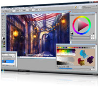 Corel Painter 11 for Windows