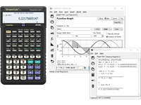 DreamCalc Scientific Graphing Calculator screenshot medium