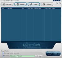 Doremisoft PDF to HTML Converter
