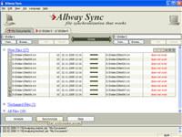 Allway Sync screenshot medium
