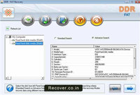FAT Volume Data Recovery