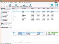 EaseUS Partition Master Free Edition screenshot medium