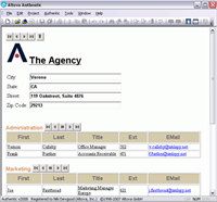 Altova Authentic Enterprise Edition screenshot medium