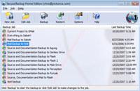 Secura Backup Home Edition
