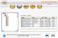 Zune Disk Files undelete Tool