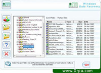 001Micron Windows Data Recovery screenshot medium