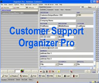Customer Support Organizer Pro