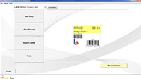 Label Flow Free Barcode Software