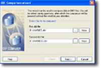 DBF Comparer screenshot medium