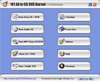 101 All to CD DVD Burner