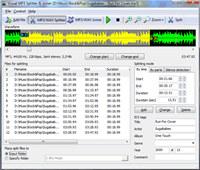 Visual Audio Splitter & Joiner