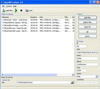 Easy MP3 Joiner