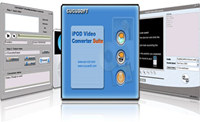 Cucusoft iPod Video Converter + DVD