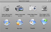 Quick DVD Creator
