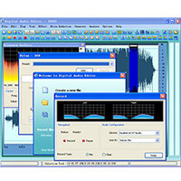 Digital Audio Editor