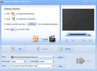 Leawo PowerPoint to Video Free screenshot medium